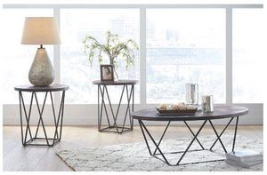 Ashley coffee table (set of 3) for Sale in Odenton, MD