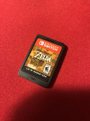 Zelda Nintendo Switch for Sale in Phoenix, AZ