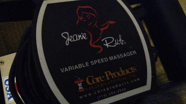 Professional massager