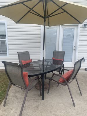 "4 Chair Patio set ""NO Pillows"" for Sale in Murfreesboro, TN"