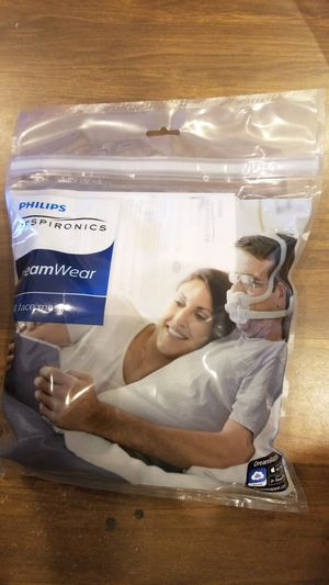 Phillips Respironics Dreamwear full face fitpack cpap mask with headgear for Sale in Cocoa, FL