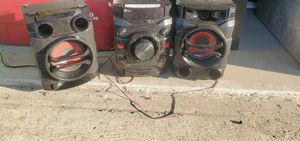 Stereo system. for Sale in Cleveland, OH
