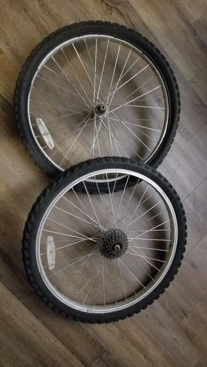 "24"" mountain bike rims for Sale in Mesa, AZ"