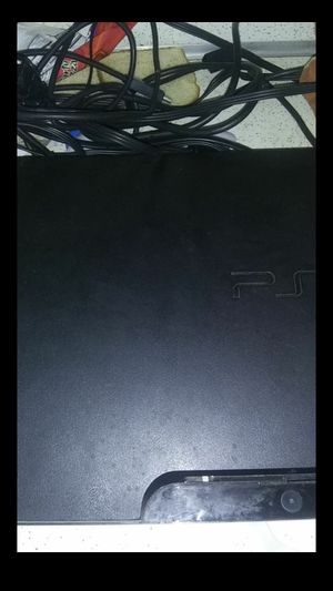 Ps3 comes with 8 games and controller for Sale in Fresno, CA