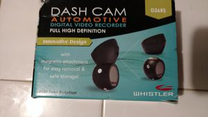 Whistler high definition dash camera for Sale in Baxter, MN