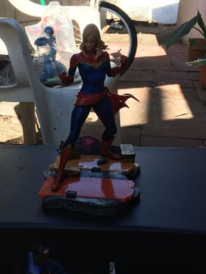 marvel vs capcom infinite box set statues for Sale in Baldwin Park, CA