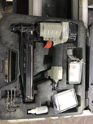 Porter Cable Nail Gun Faster porter!! Negotiable!! for Sale in Baltimore, MD
