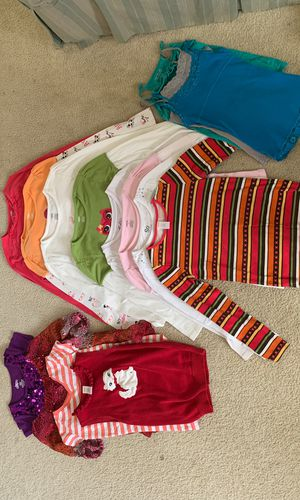 Mostly Gymboree brand kid clothes. (Also justice/croco) for Sale in Willoughby, OH