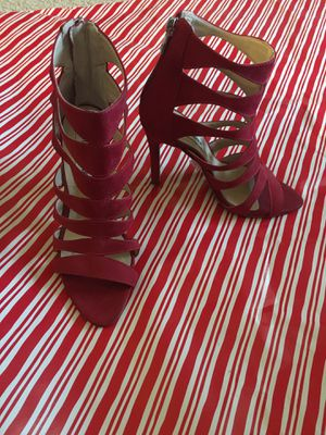 Steve Madden red heels! Size 5.5 $20 for Sale in Spring, TX