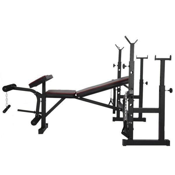 Weight Bench Set Adjustable