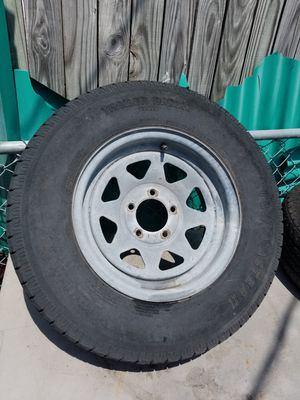 Trailer tires x2 for Sale in Hialeah, FL