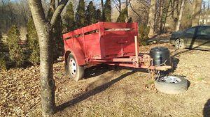 Hobbs heavy duty trailer for Sale in Orefield, PA