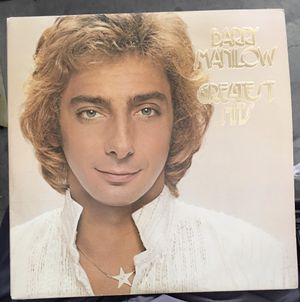 Barry Manilow - Greatest Hits Album - Vinyl Record for Sale in Fullerton, CA