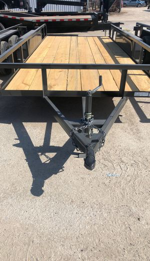 78x16 Utility Trailer for Sale in DeSoto, TX