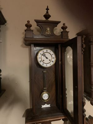 Antique German Clock made by Junghans for Sale in Austin, TX