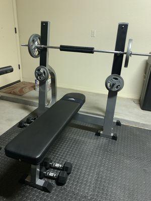bench press for Sale in Chandler, AZ