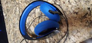 Gaming ps4 and computer headphones with microphone work for Sale in Brandon, FL