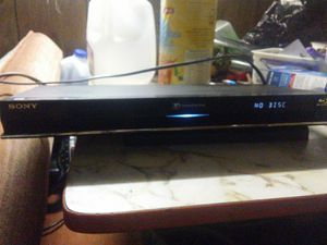 Sony Blue Ray 3D DVD Player. for Sale in Rigby, ID