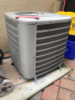 Excellent working AC Condenser unit!! for Sale in Boca Raton, FL