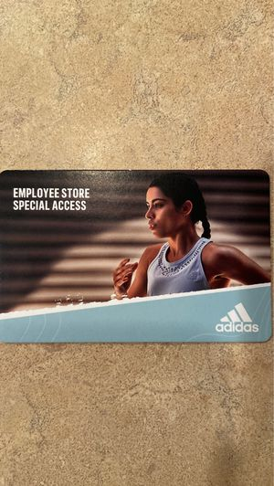 Adidas passes for Sale in Hillsboro, OR