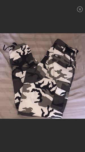 CAMO cargo pants for Sale in Irvine, CA