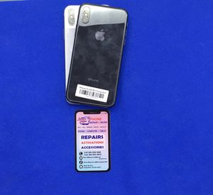 iPhone X (64GB, 256GB) Factory Unlocked| Fully Functional| 30 Day Warranty for Sale in Zephyrhills, FL