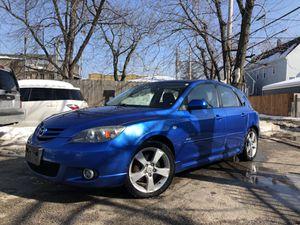 2006 Mazda 3 hatchback for Sale in Chicago, IL