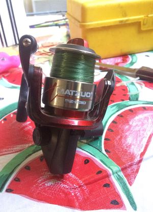 Matzuo Mz-230a Fishing Reel for Sale in Apex, NC