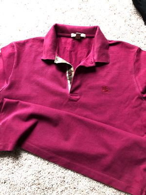 Burberry polo for Sale in Nashville, TN