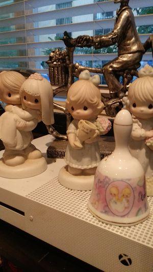 Precious moments figurines for Sale in E RNCHO DMNGZ, CA