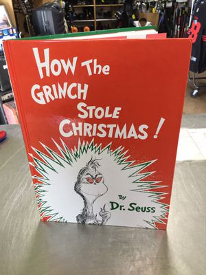 How the grinch stole Christmas for Sale in Marlboro Township, NJ