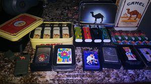 Camel lighters - zippo for Sale in Auburn, WA