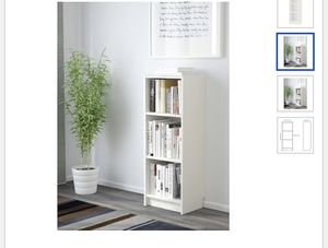 White bookcase storage for Sale in Chelsea, MA