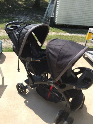 Sit n Stand Double Stroller for Sale in Port St. Lucie, FL