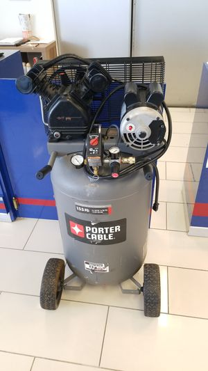 Porter cable 30 gal for Sale in Houston, TX
