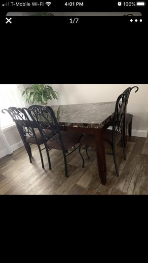 Table and chairs for Sale in Boulder, CO