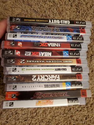 Ps3 games for Sale in Antioch, CA