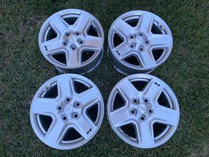 Jeep wheels rines aros rims for Sale in Hialeah, FL