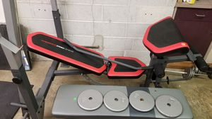 WEIGHT BENCH, WEIGHTS, 2ND BENCH for Sale in Renton, WA