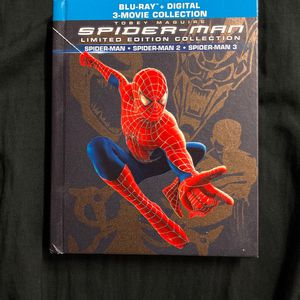 Spider-Man Limited Edition Collection Blu Ray for Sale in Bartlett, IL