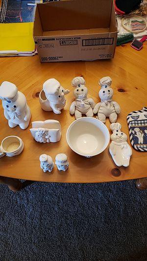 Pillsbury Dough Boy Collection for Sale in Acworth, GA