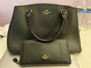 Original coach bag (crossbody & tote) - excellent condition for Sale in Spring Valley, CA