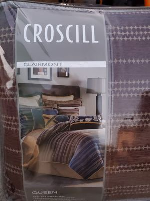 Croscill Clairmont Comforter Set Queen for Sale in Los Angeles, CA