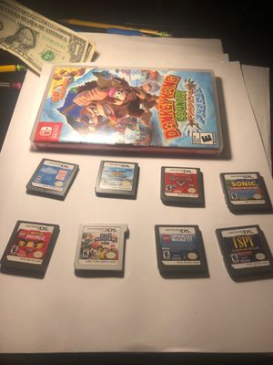 NINTENDO 3Ds games for sale for Sale in The Bronx, NY