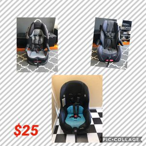 Eddie Bauer, Alpha Omega, Evenflo car seat for Sale in Queens, NY