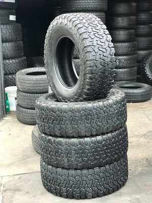 Bf goodrich tires 35/12.50r18 for Sale in Lakewood, CA