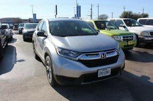 2017 Honda CRV LX for Sale in San Antonio, TX