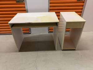 Used Kids Desk and Tower Storage for Sale in Santa Ana, CA