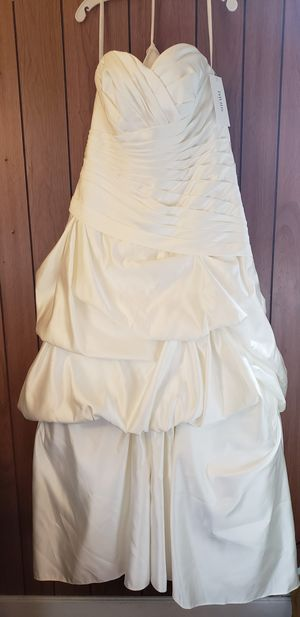 Ivory wedding dress for Sale in Harrison City, PA