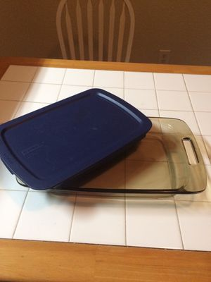 Pyrex casserole dish, $5 for Sale in Orlando, FL
